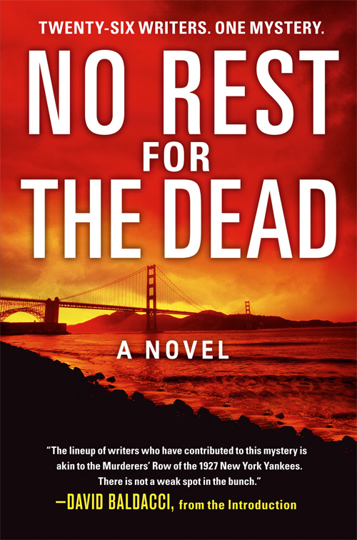 No Rest For The Dead Edited By Andrew F Gulli