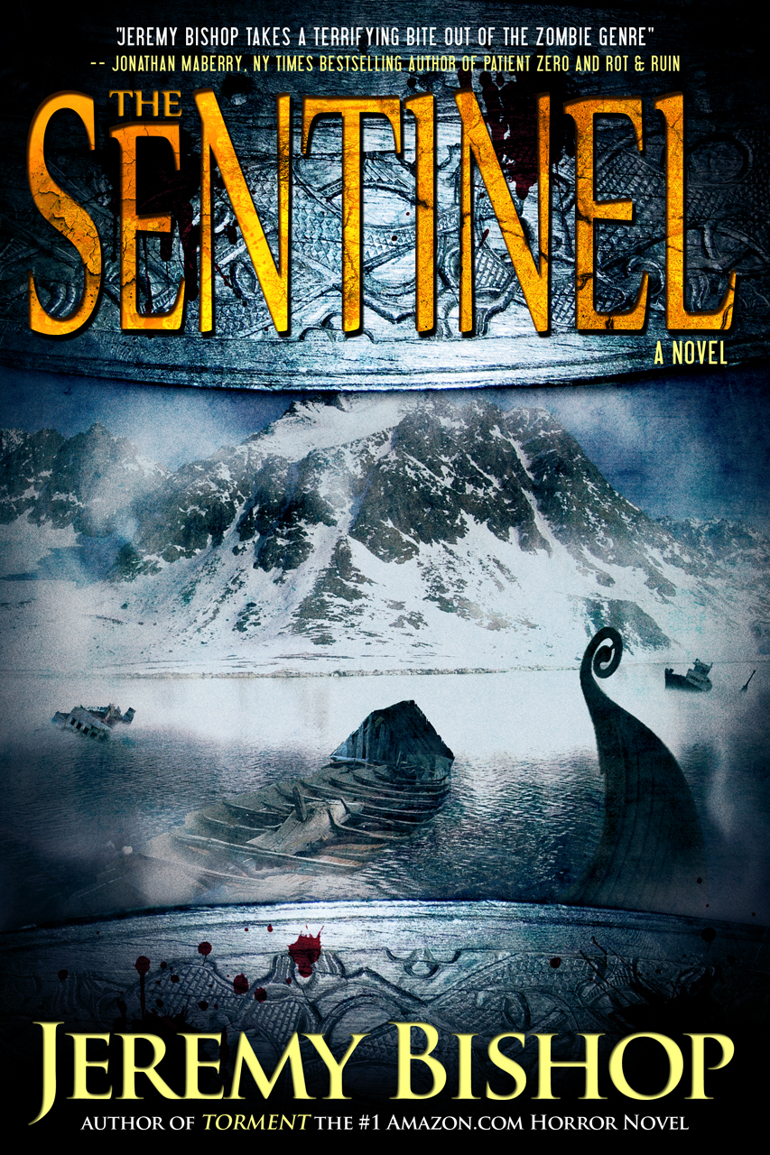 The Sentinel By Jeremy Bishop The Big Thrill
