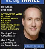 The July 2016 Edition of The Big Thrill is Here!