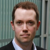 Patrick Lee - Author Photo
