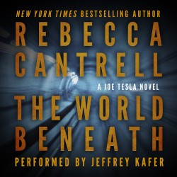 Audiobook Cover The World Beneath (small)