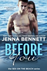 Before You with tagline