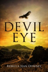 Devil Eye by Rebecca Jean Downey
