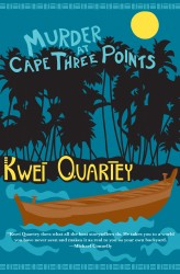 Murder at Cape Three Points Cover