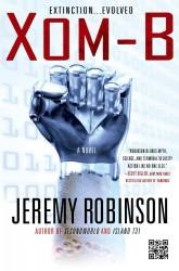 Xom-B by Jeremy Robinson