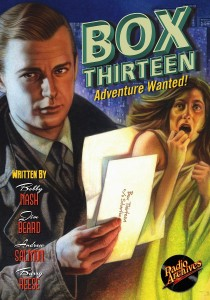 Box Thirteen - Adventure Wanted by Bobby Nash