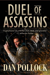 Duel of Assassins by Dan Pollock