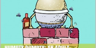 Humpy Dumpty: An Adult Anthology by Gary Alexander