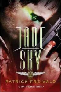 Jade Sky by Patrick Freivald