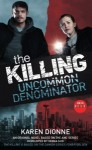 The Killing - new cover, front
