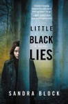 Little Black Lies by Sandra Block