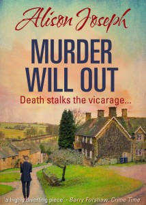 Murder Will Out by Alison Joseph