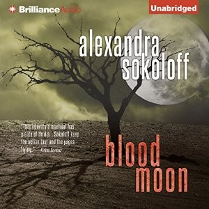 Blood Moon by Alexandra Sokoloff