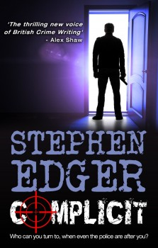 Complicit by Stephen Edger