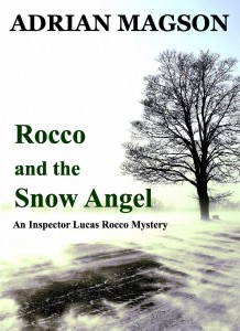 Rocco and the Snow Angel by Adrian Magson