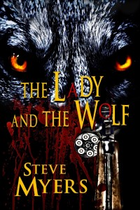 The Lady and the Wolf by Steve Myers