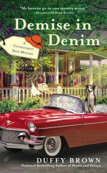 Demise In Denim by Duffy Brown