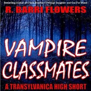 Vampire Classmates  by R. Barri Flowers