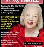 The April 2015 Edition of The Big Thrill is Here!