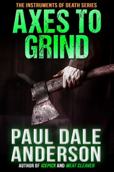 Axes to Grind cover (series)