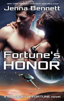 Fortune's Honor by Jenna Bennett