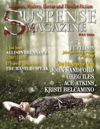Suspense Magazine May 2015 Cover Online