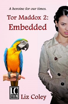 Tor Maddox EMBEDDED by Liz Coley
