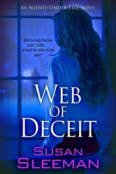 Web of Deceit by Susan Sleeman