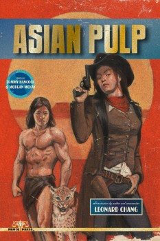 Asian Pulp by Gary Phillips