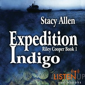 Expedition Indigo by Stacy Allen