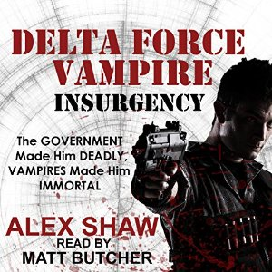 Delta Force Vampire Insurgency by Alex Shaw