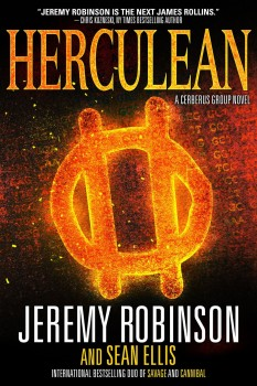 Herculean by Jeremy Robinson and Sean Ellis