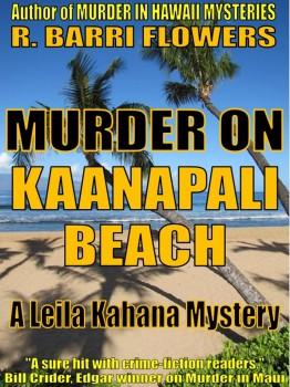 Murder on Kaanapali Beach by R. Barri Flowers