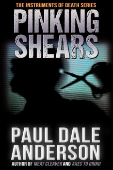 Pinking Shears by Paul Dale Anderson