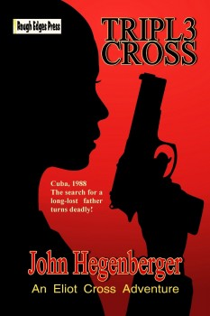 Tripl3 Cross by John Hegenberger