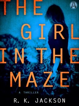 girl in the maze