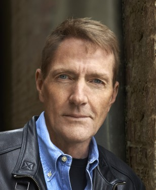 Lee Child Photography credit: Sigrid Estrada
