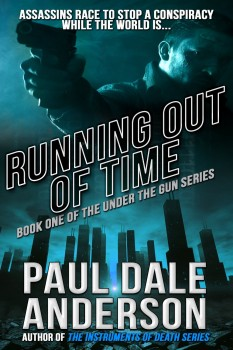 Running Out of Time by Paul Dale Anderson