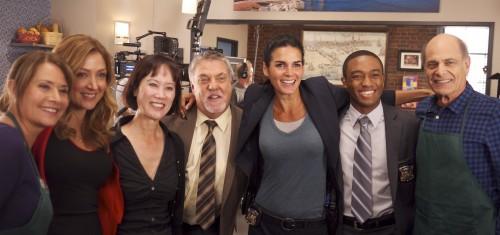 Tess-Rizzoli&Isles Cast
