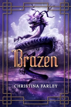 BRAZEN cover