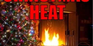 Christmas Heat by Devon Vaughn Archer