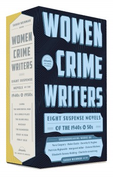 women crime writers boxed set
