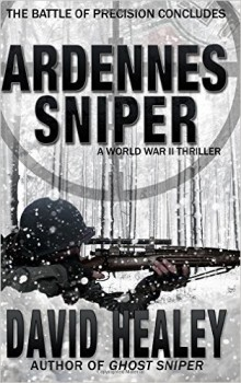Ardennes Sniper by David Healey