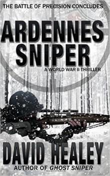 Ardennes Sniper by David Healey