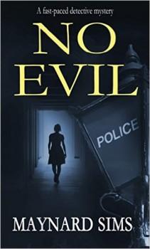 No Evil by Maynard Sims