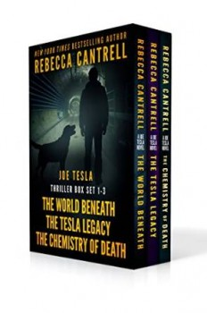 The Joe Tesla Box Set by Rebecca Cantrell