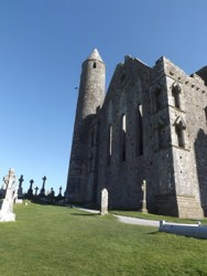 Round Tower & 13th Century Cathedral, Cashel.