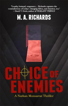 CHOICE OF ENEMIES - Cover