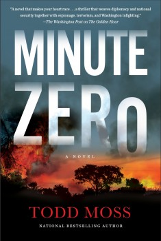 MINUTE ZERO book cover