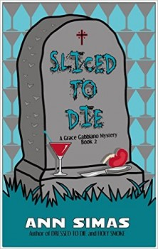 Sliced to Die by Ann Simas